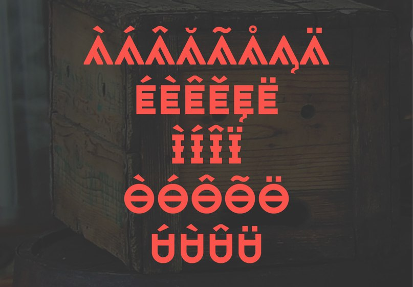 monohipster шрифт скачать бесплатно