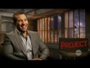 Jai Courtney amp Bruce Willis interview - The Project - A Good Day to Die Hard (2013)