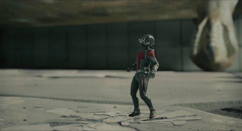 Человек-муравей / Ant-Man (2015) BDRip 1080p скачать торрент