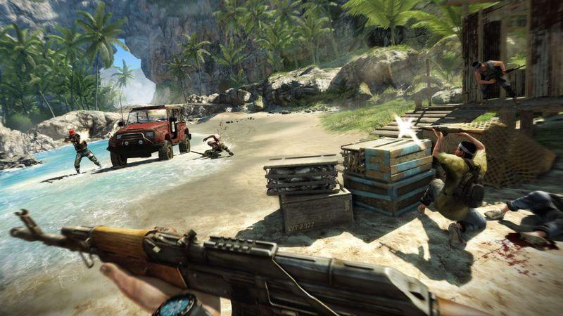Far Cry 3 [RePack] от R.G. Механики скачать торрент