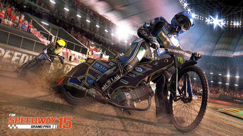FIM Speedway Grand Prix 15 (2015) скачать торрент