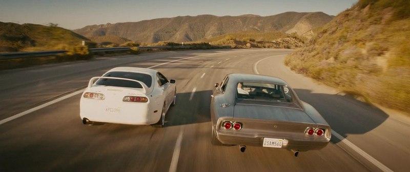 Форсаж 7 / Furious Seven (2015) BDRip 720p (60 fps) скачать торрент