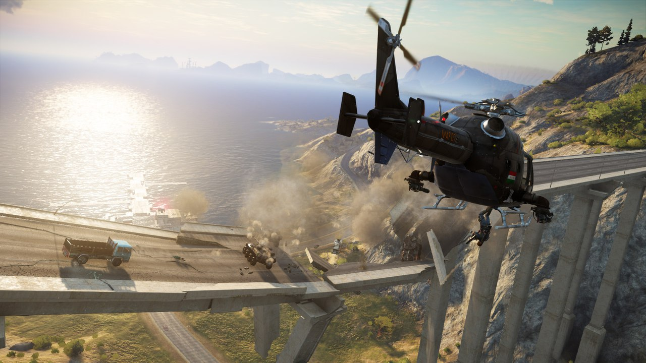 Just Cause 3 XL Edition [Steam-Rip] {Offline activation} скачать торрент
