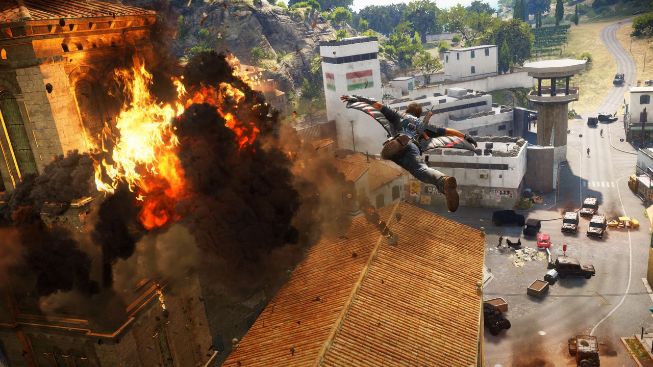 Just Cause 3 XL Edition (2015) [Steam-Rip] скачать торрент