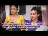 Санайя и Драшти за кулисами ITW2015
