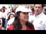 Omar Fayad y Victoria Ruffo