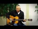 Класный блюз на гитаре (Томми Эммануэль)
