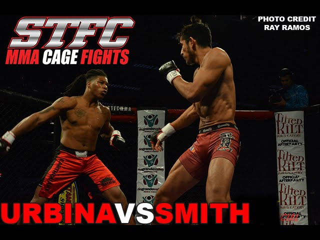 Elias Urbina VS Aaron Smith