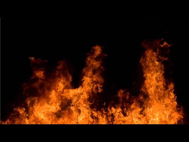 Огонь в альфа канале