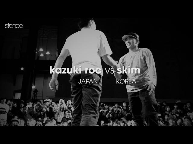 Kazuki Roc vs Skim .stance Body Carnival Anniversary
