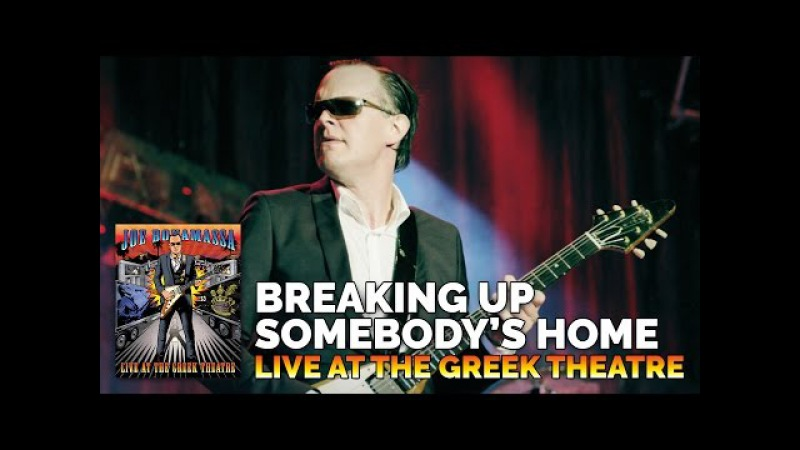 Joe Bonamassa - Breaking Up Somebody's Home - Live At The Greek Theatre
