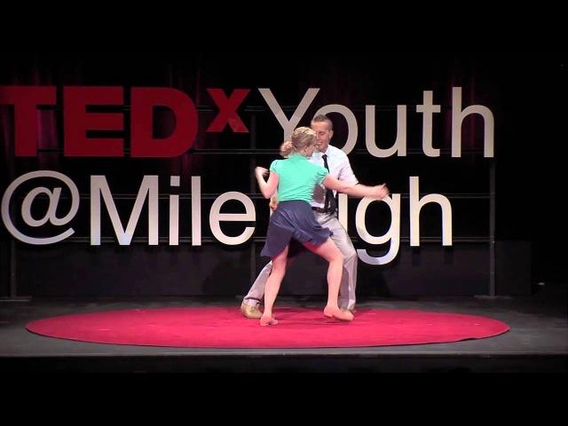 The Power of Partner Dance | Joe DeMers | TEDxYouth@MileHigh
