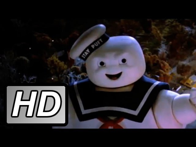 The Stay Puft Marshmellow Man Ghostbusters (1984) Movie Clip