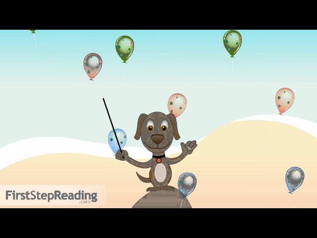 3 Letter Blending Short Vowel O Words - Beginning Reader, Pre-Reader Phonics Lesson