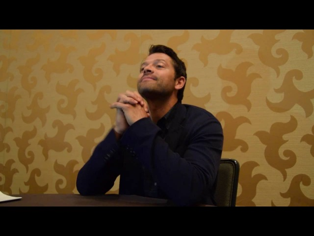 Misha Collins says Castiel comes out swinging in Supernatural season 12