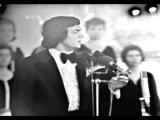 1974 Сергей Захаров - Я ТЕБЯ НИКОГДА НЕ ЗАБУДУ (премьера песни О.Фельцмана)