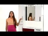 Мебель для ванной комнаты Triton Ника
