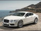 Автомобиль Bentley Continental GT V8 S coupé