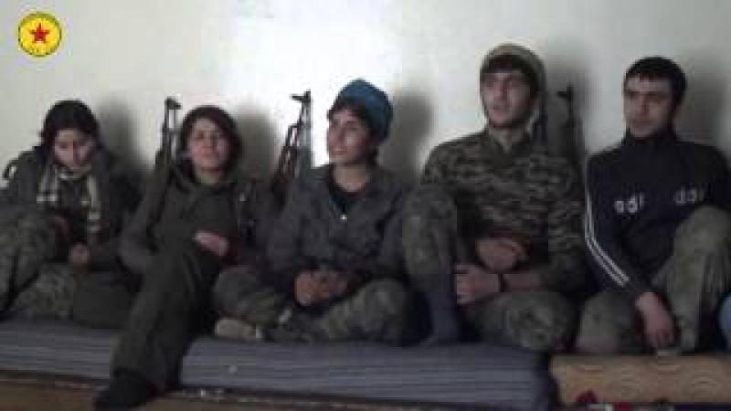 Şu Dersimden bir ses geldi... (Kobane)
