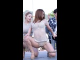 160519 레이샤 (LAYSHA) 고은(Goeun) - 의자이벤트 @신한대 직캠fancam by camboy