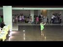 Акробатический танец. Чемпионат России. Группа А. Дети, соло девочки, финал