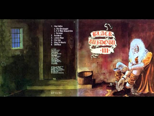 Black Widow III 1971 Full Album