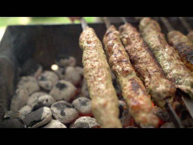 Люля кебаб В блендере или топориками Курдюк или лук
