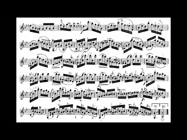 Tartini Giuseppe devil's trill for violin orchestra