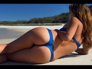 Красивые фитнес девушки с большими Bikini Fitness Models SEXy Workouts
