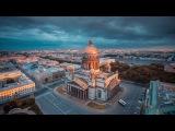 Saint Petersburg Aerial Timelab.pro  Аэросъемка СПб