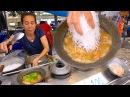 Street Food Event Casseroled Shrimp King Prawns Glass Noodle