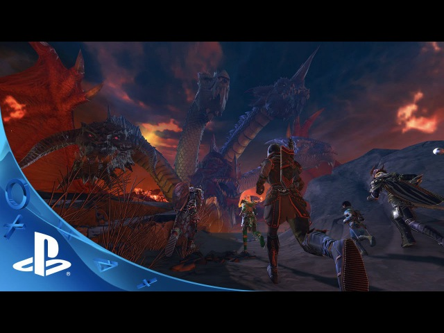 Neverwinter - Official Announce Trailer | PS4