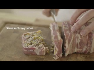 How to make a pork terrine