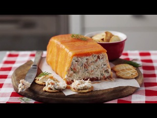 How to make Salmon terrine