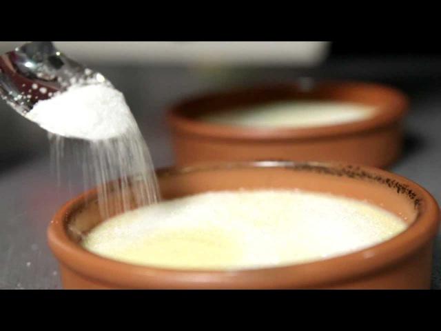 Barcelona Cooking Catalan Cream