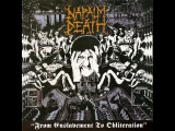 Napalm Death - From enslavement to obliteration (Full album)