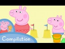 Peppa Pig Episodes - Summer compilation - Cartoons for Children