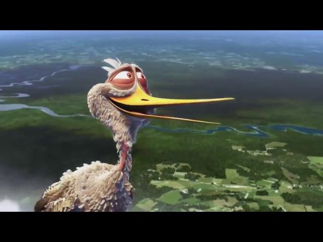 Pixar Partly Cloudy Переменная облачность 2009 короткометражка HD