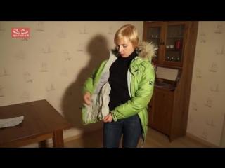 Bask Alberta - классическая женская куртка аляска на -30*С