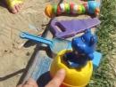 Учим английский с Веселым Лимпопо. Видео для детей. Игрушки.