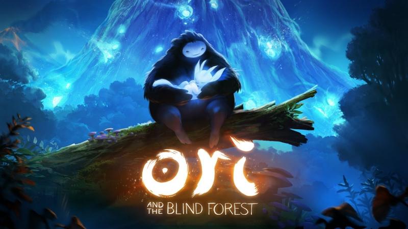Ori And The Blind Forest: Первый взгляд от ВОЛКА! ;D {HD 1080P 60FPS}