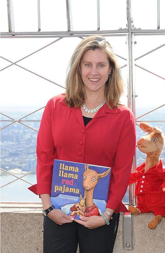Анна Дьюдни, детский автор и иллюстратор