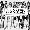 CARMEN model management / модельное агентство