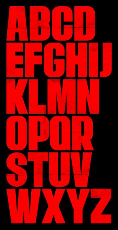 Download PACTIM font (typeface)