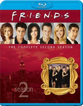 Друзья,   2 сезон любимого сериала 1-24 серии из 24/Friends СТС | 1+1