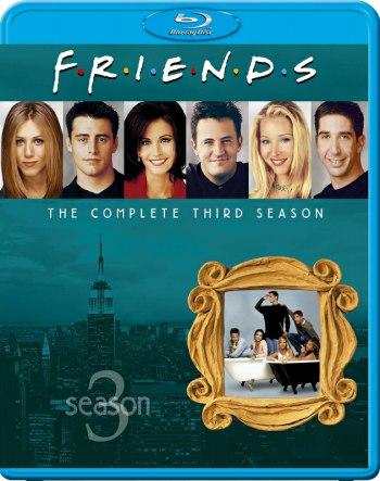 Друзья,   3 сезон любимого сериала 1-25 серии из 25/Friends СТС | 1+1