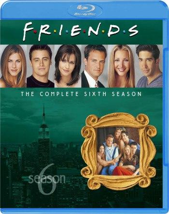 Друзья,   6 сезон любимого сериала 1-25 серии из 25/Friends СТС | 1+1