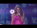 Kalomira - Secret Combination (Greece) ( ESC Belgrade 2008 (HD-1080p)