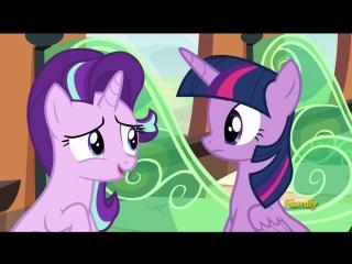 Мой маленький пони 6 сезон серия 1 (перевод Трина Дубовицкая) My Little Pony FiM  The Crystalling (S06E1)