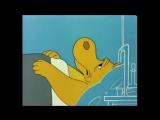 «Про бегемота, который боялся прививок».  Мультфильм  (1966г.)
